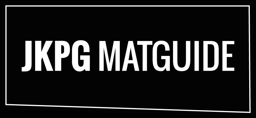 JKPG Matguide